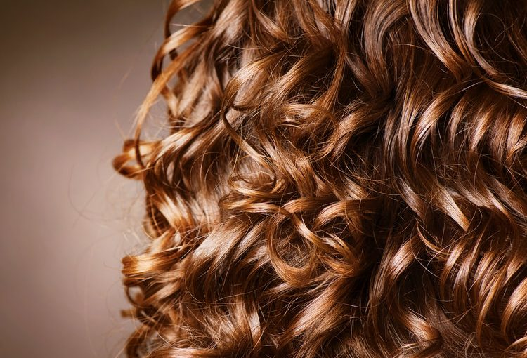 wavy hair - hot rollers for thick hair