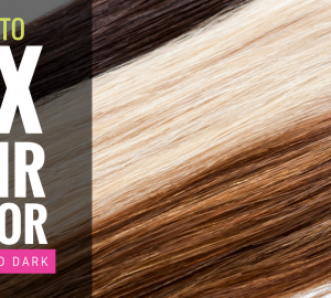 Fix Hair Color That is Too Dark