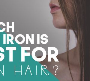 Which Flat Iron is Best for Thin Hair fb